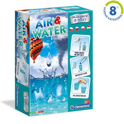 Voda a vzduchu
