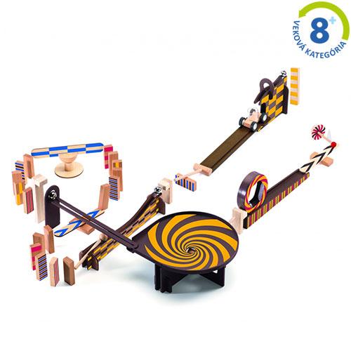 Dominová dráha Zig & Go 45 dielov