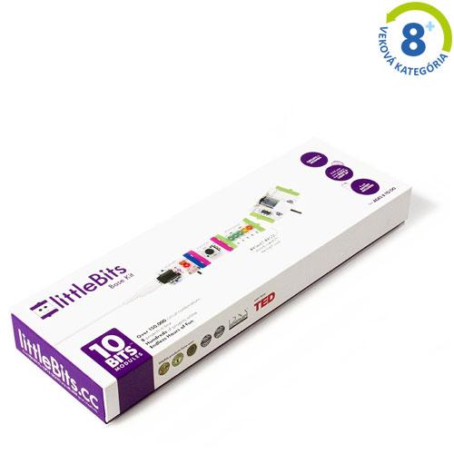 littleBits - základná sada