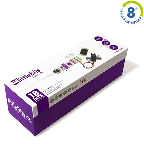 littleBits - sada DELUXE