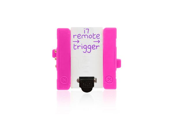 Prijímač dialkového ovládača (Remote trigger)