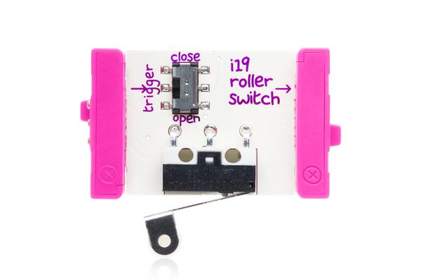 Kolieskový vypínač ( Roller switch)