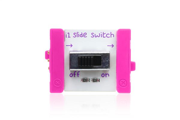 Posuvný vypínač-Slide switch