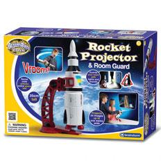 Raketový premietací prístroj + strážca izby
