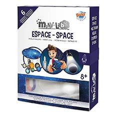 Minilabák - prieskum vesmíru