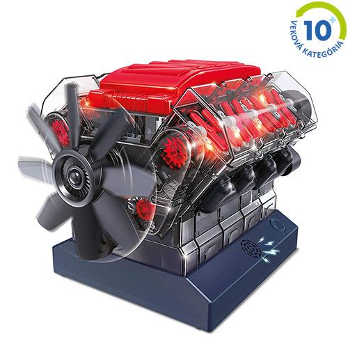 Buki - Motor V8