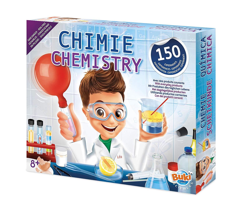 Chemické laboratórium - 150 pokusov
