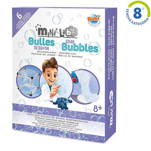 Minilabák - výroba bublín
