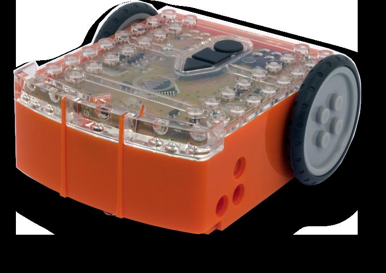 robot Edison - verzia 2.0