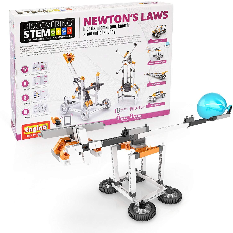 Mechanika - Newtonove zákony