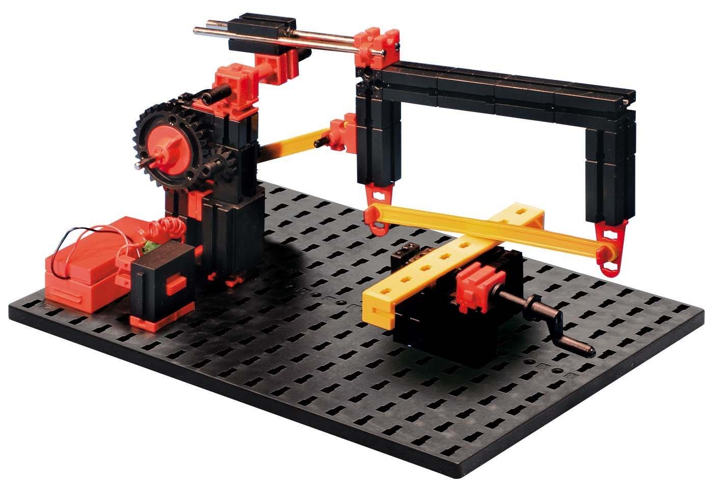 technická stavebnica - mechanika a statika - rámová píla