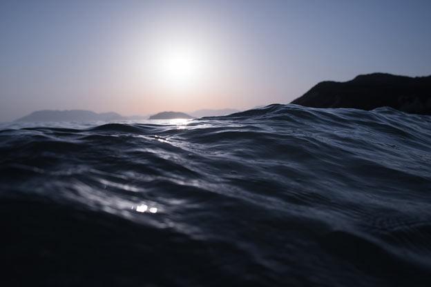 voda na výrobu vodíka