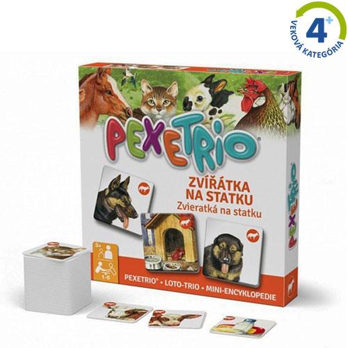 Pexetrio - Zvieratá na statku