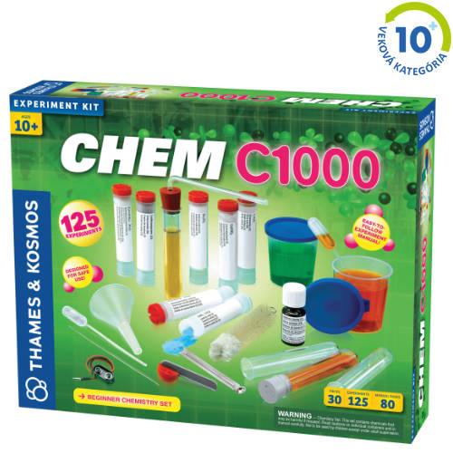 Chemické laboratórium - C1000