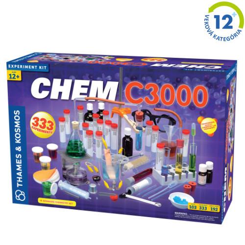 Chemické laboratórium - CHEM C3000