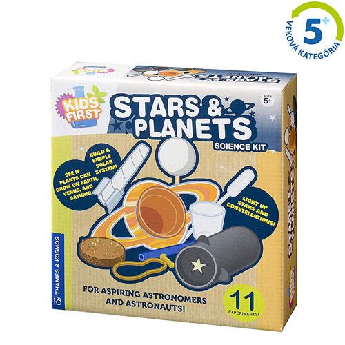 Hviezdy a planéty