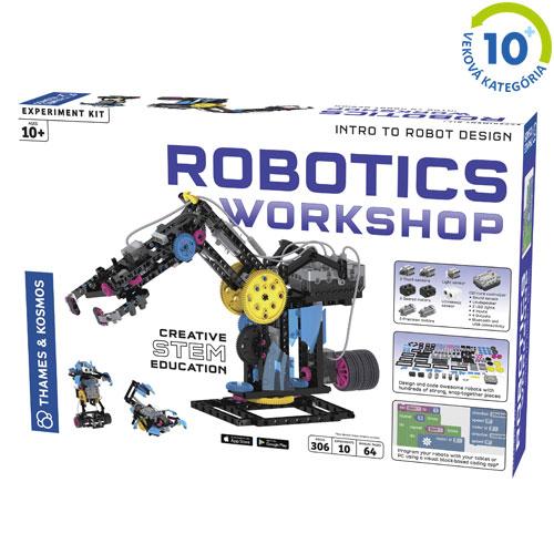 Robotická dielňa