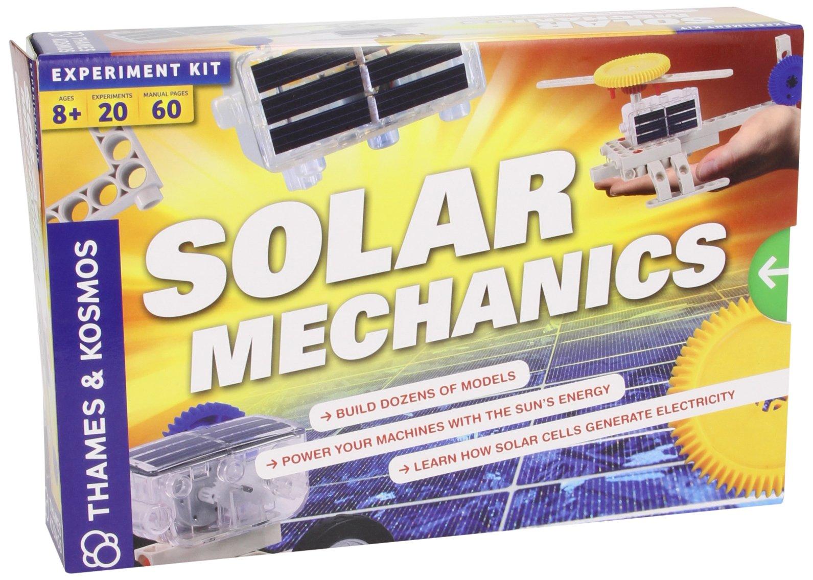 Solárna mechanika