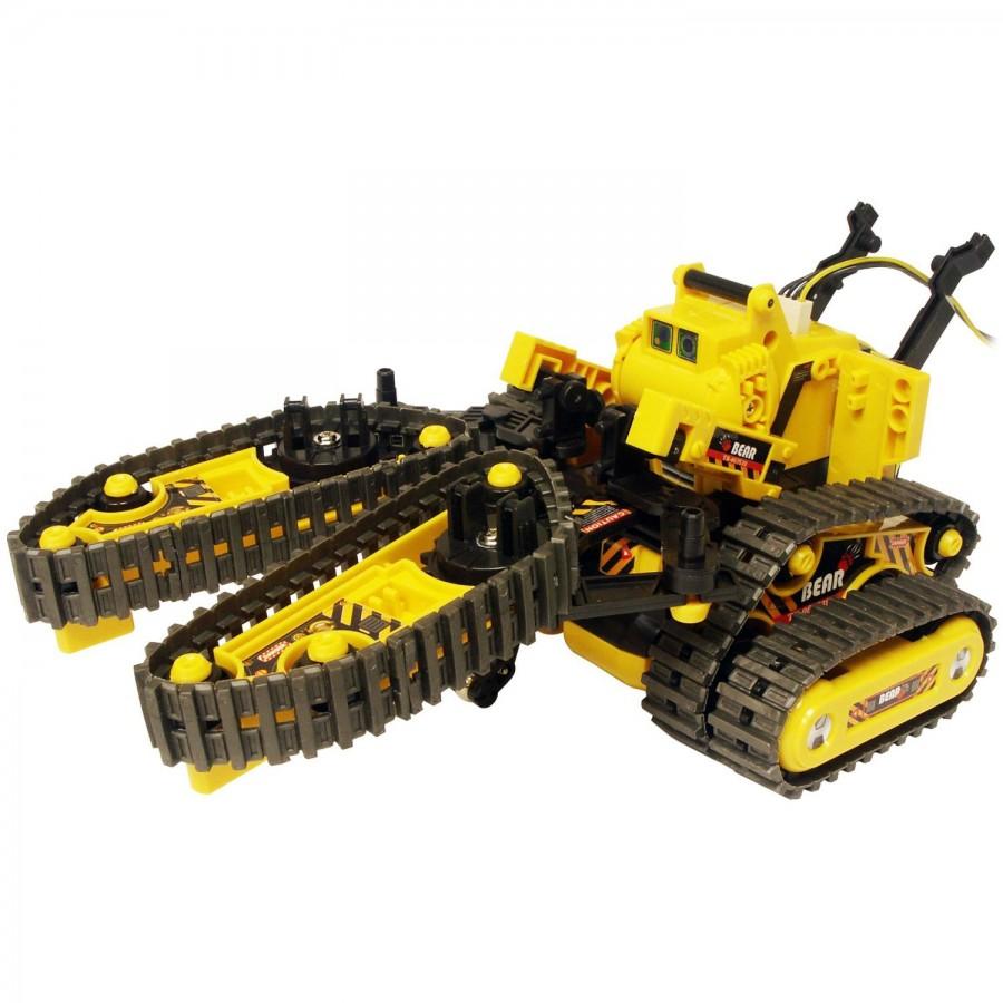 robotické vozidlo - stavebnica