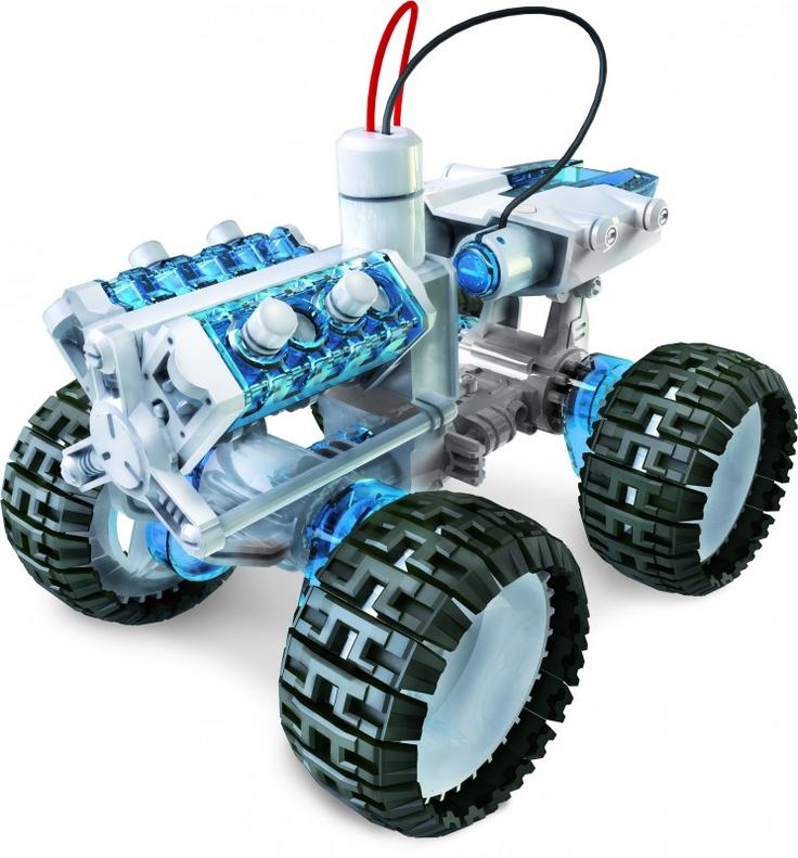 Výsledok vyhľadávania obrázkov pre dopyt Auto budúcnosti s pohonom na slanú vodu