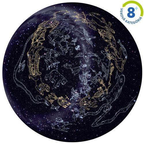 Disk pre planetárium - severné súhvezdia