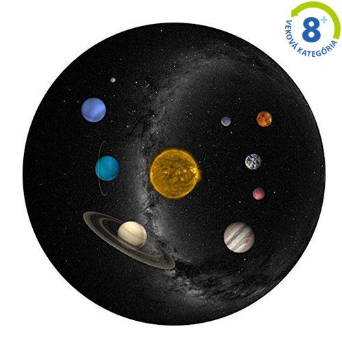 Disk pre planetárium Sega - Slnečná sústava