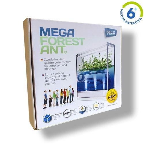 MEGALabák pre pozorovanie mravcov s LED osvetlením