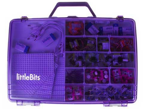 stavebnica littleBits - sada pre krúžky