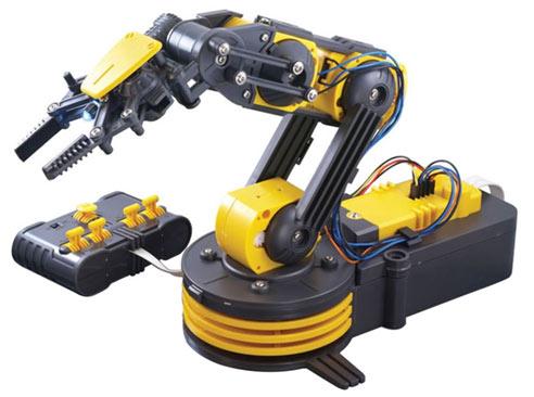 Stavebnica robota - robotická ruka