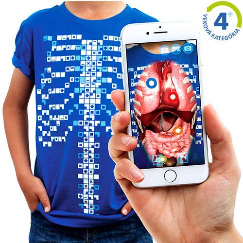 Tričko Virtuali-tee - Anatómia